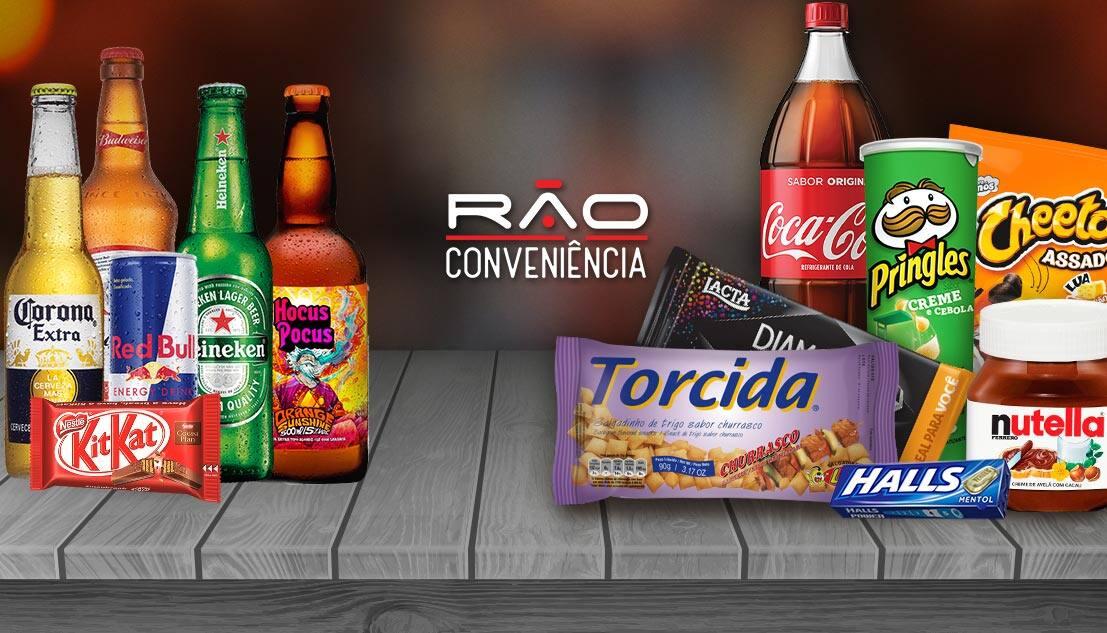 Rão Conveniência - Barra da Tijuca