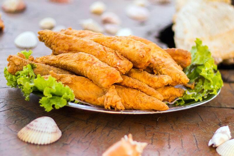 Fried Fish - Getúlio Vargas