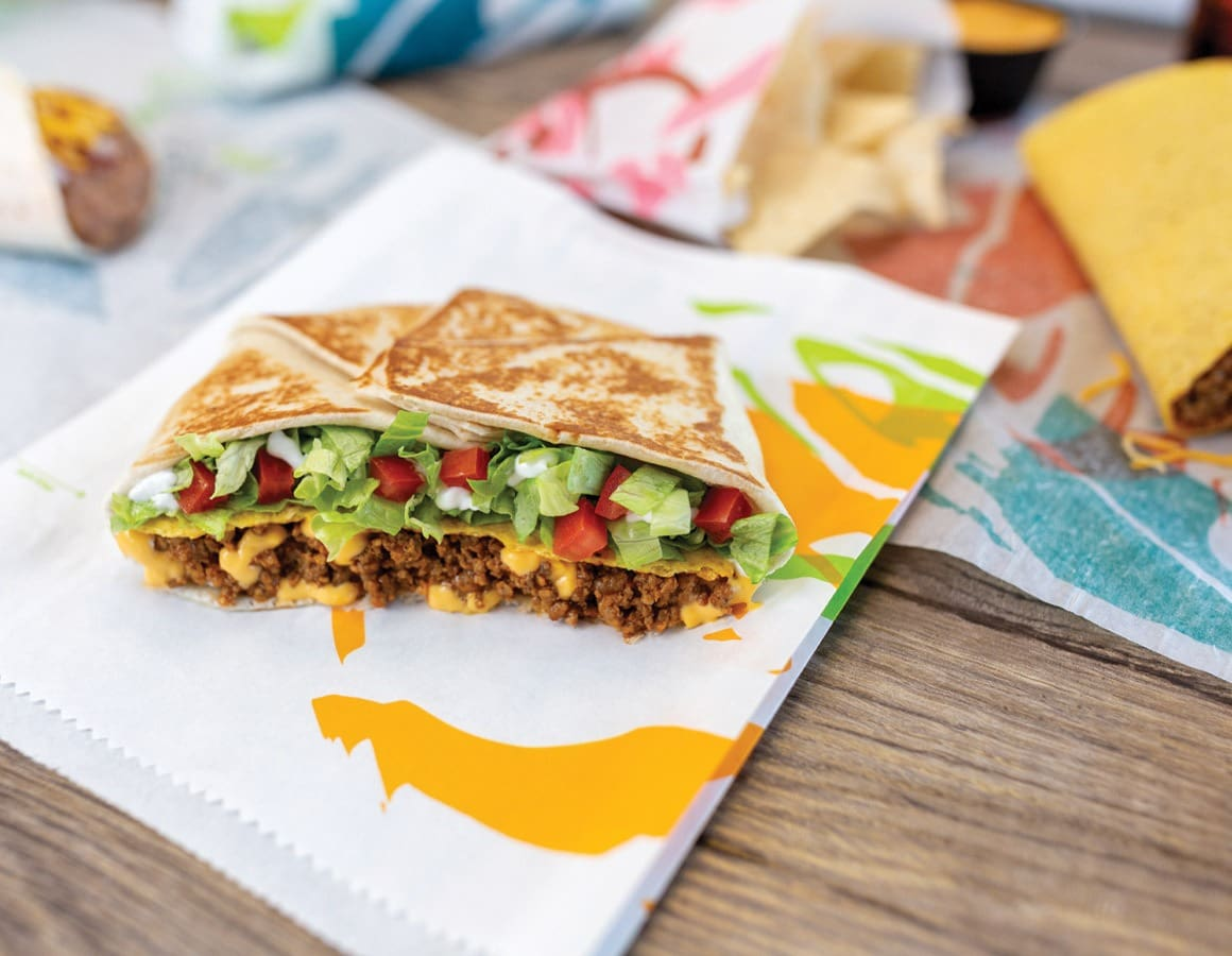 Taco Bell - Parque Dom Pedro Shopping