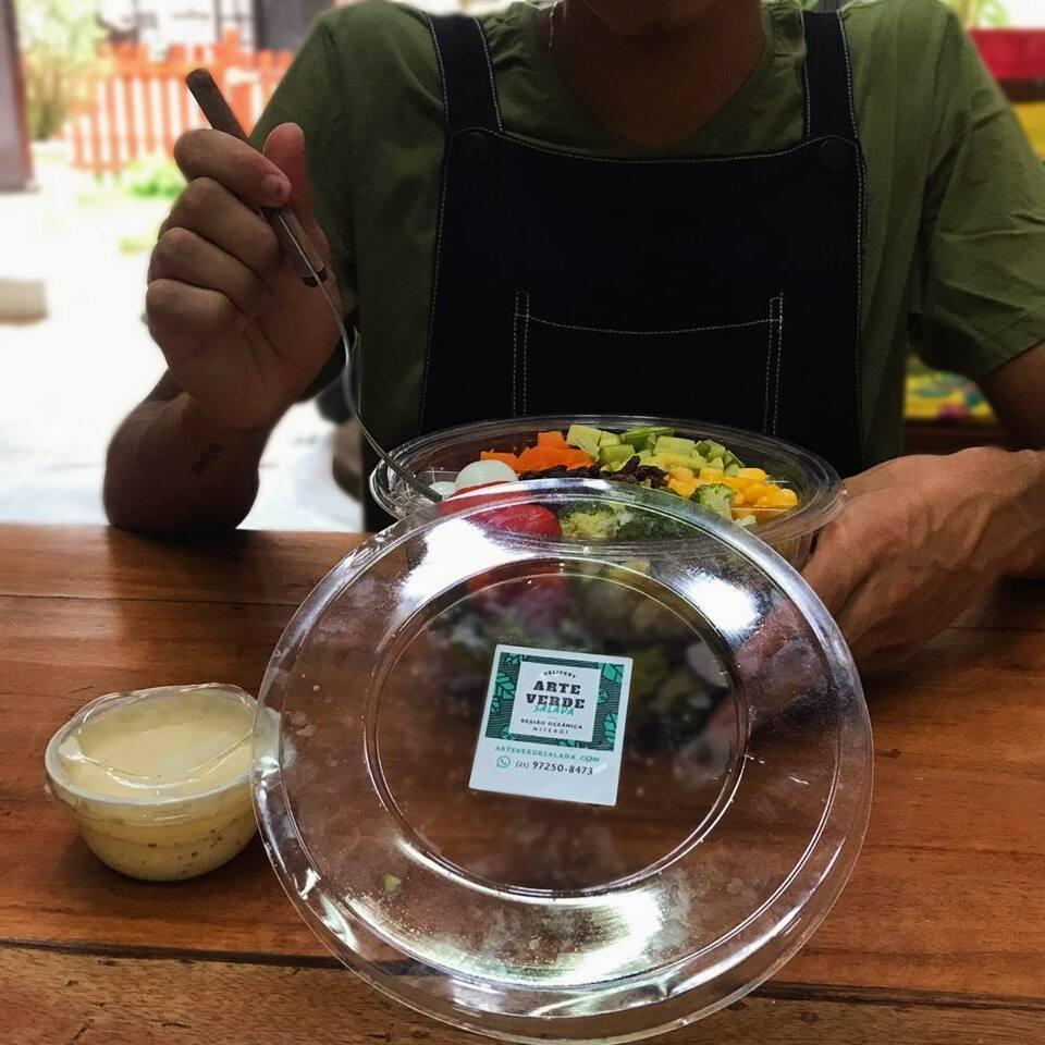 Arte Verde Salada