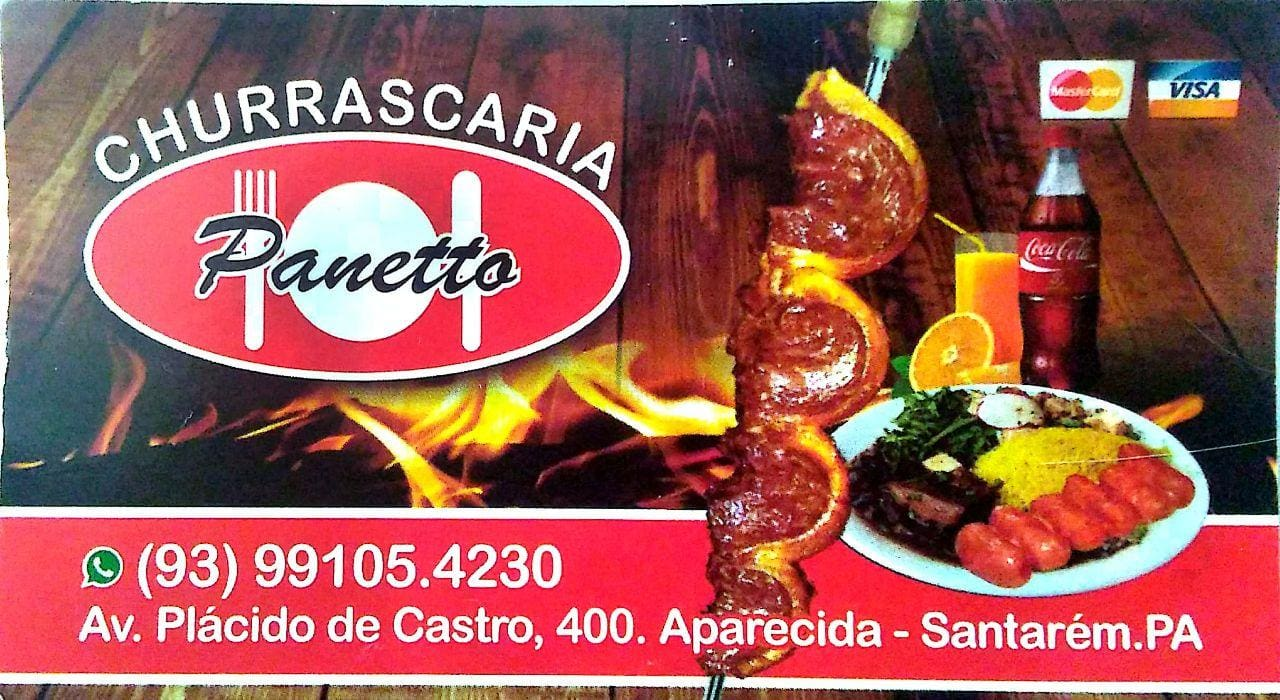 Restaurante e Churrascaria Panetto /UEPA