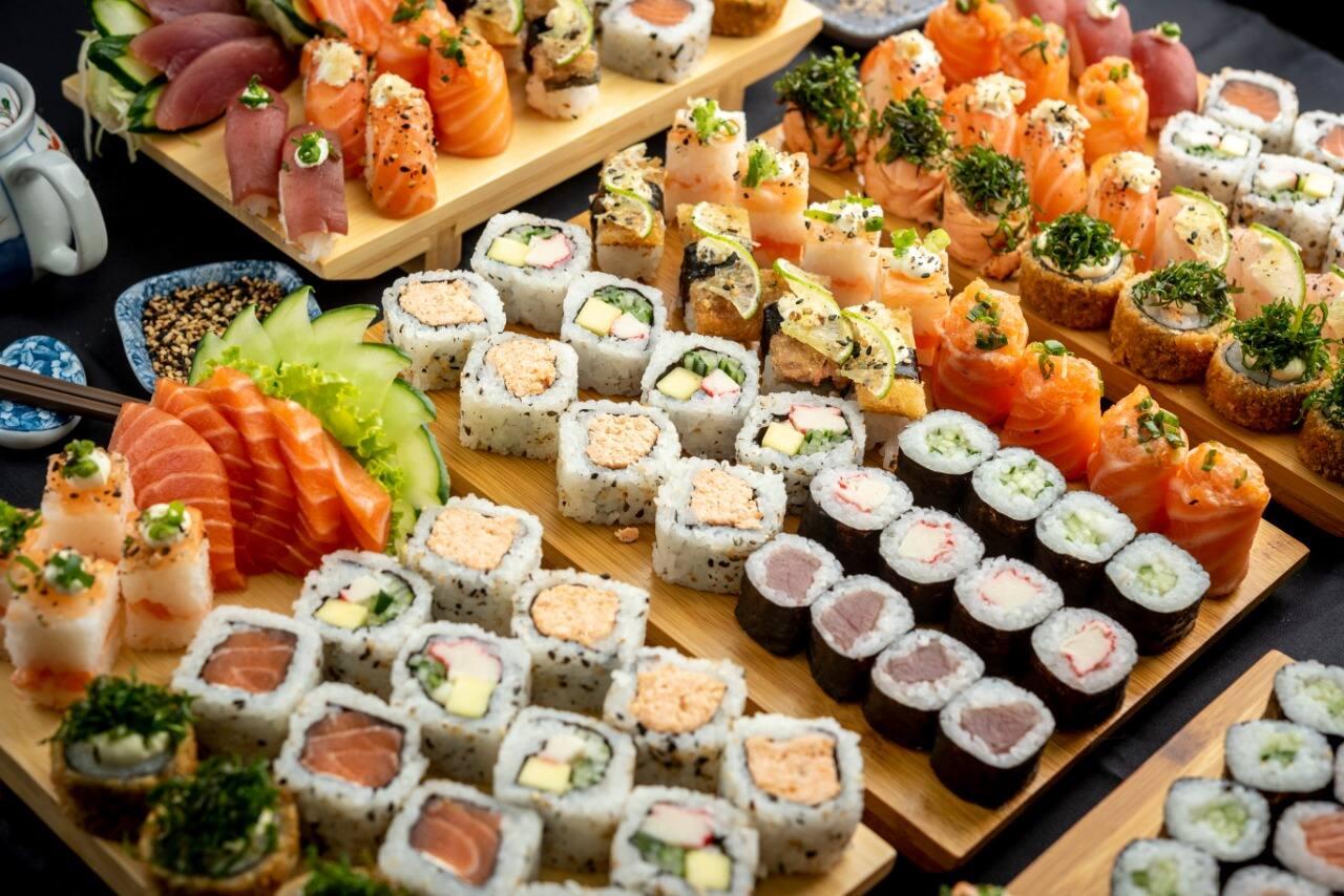 Sushi On Por 1 Real