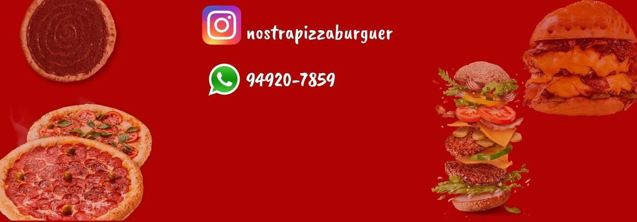 Nostra Pizza Burguer