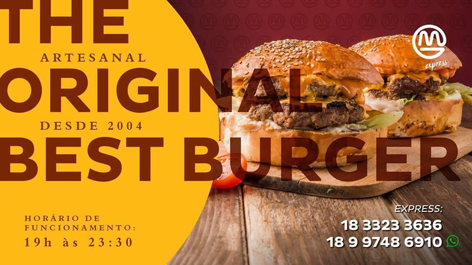 Manigoto Burgers