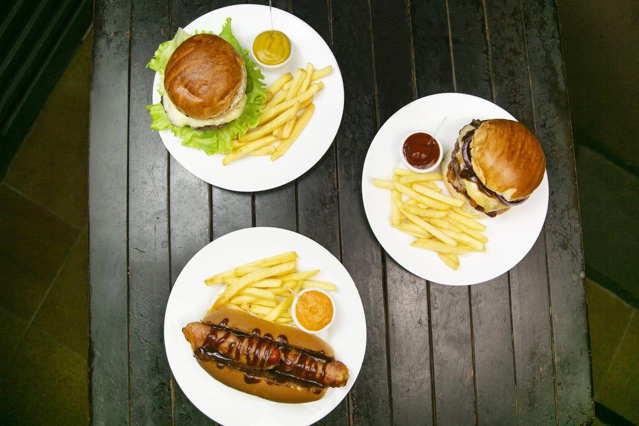 Burger Club American Fast Food