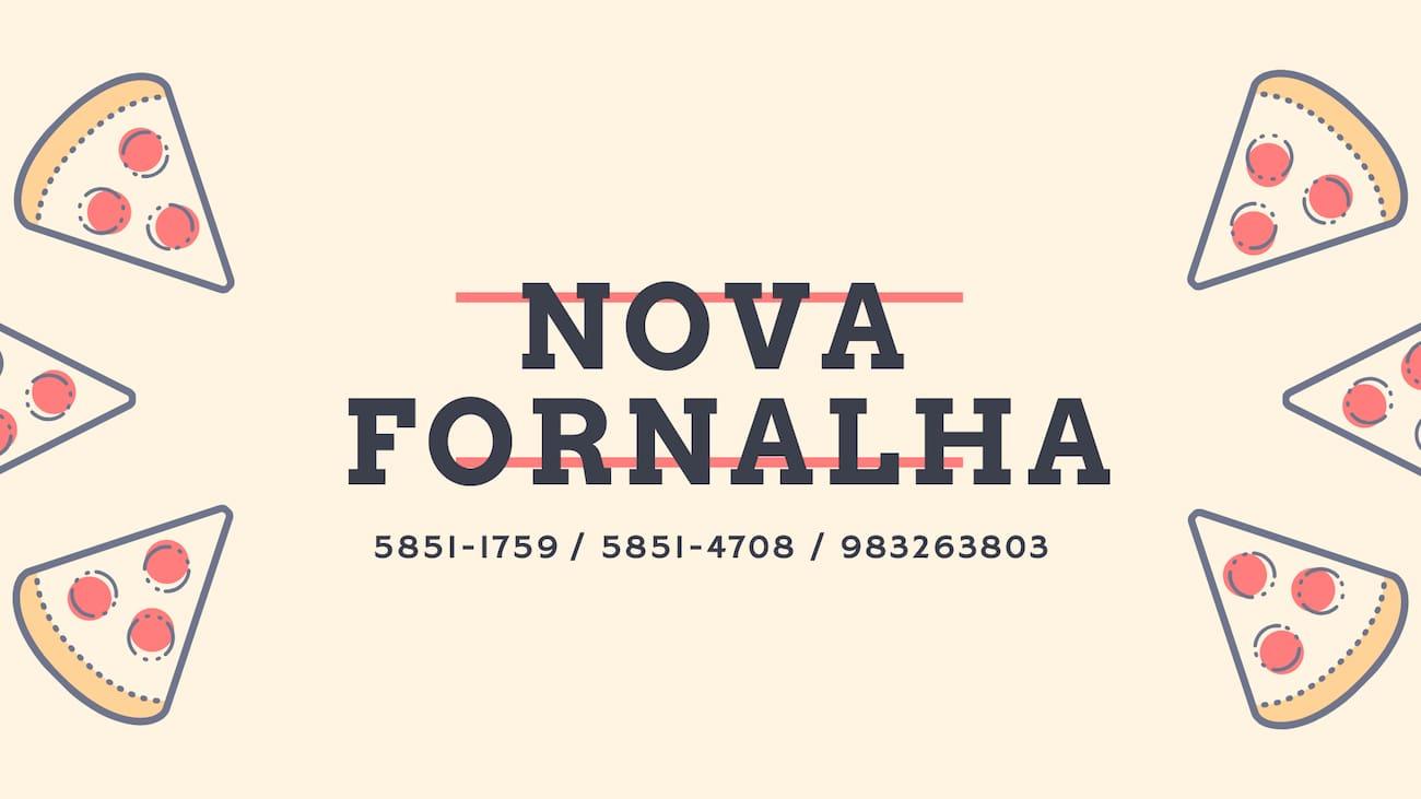 Pizzaria Nova Fornalha