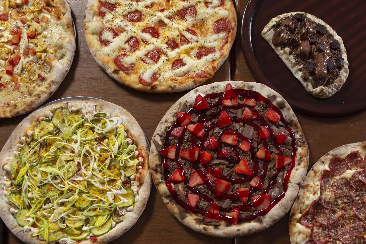Pizzaria o Forno Rio - Tijuca
