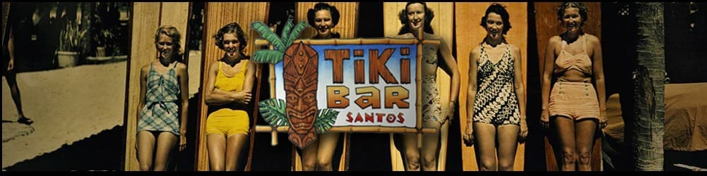 Tiki Bar Vida Boa