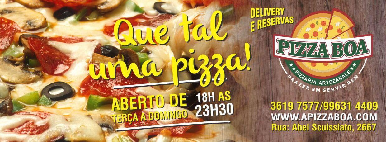Pizza Boa