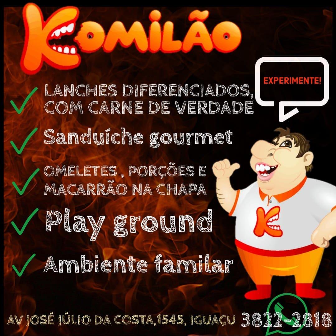 Komilao Lanches