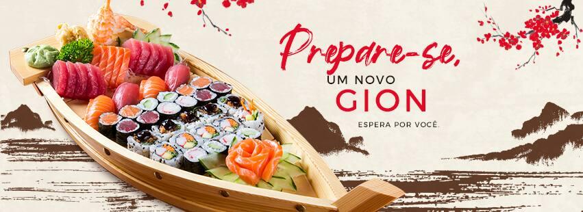 Gion Culinária Japonesa