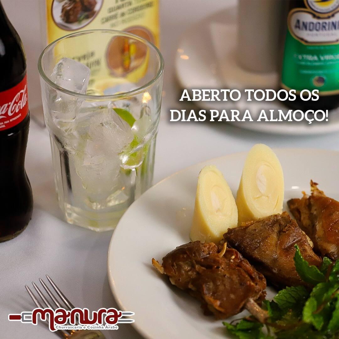 Manura Churrascaria e Cozinha Árabe