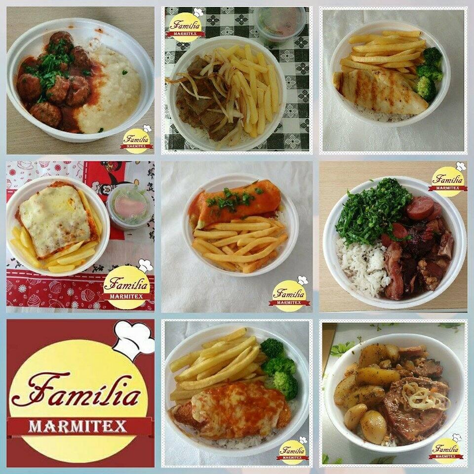 Família Marmitex