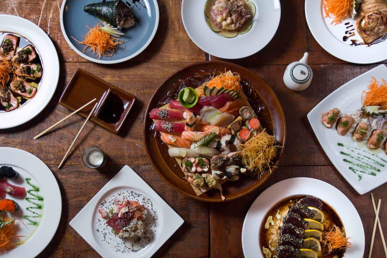 Budhakan Sushi