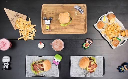 G Burger
