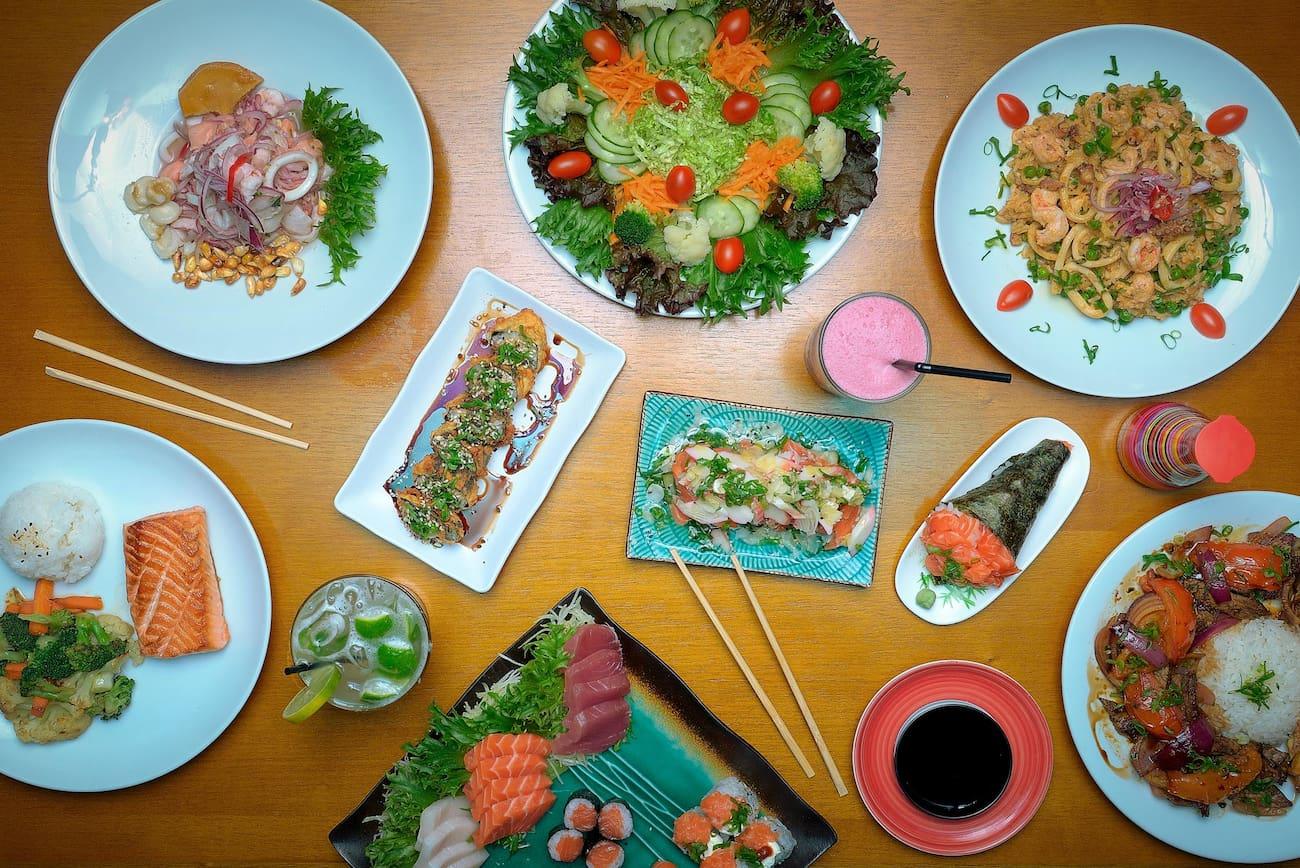 Okone Cozinha Japonesa e Peruana