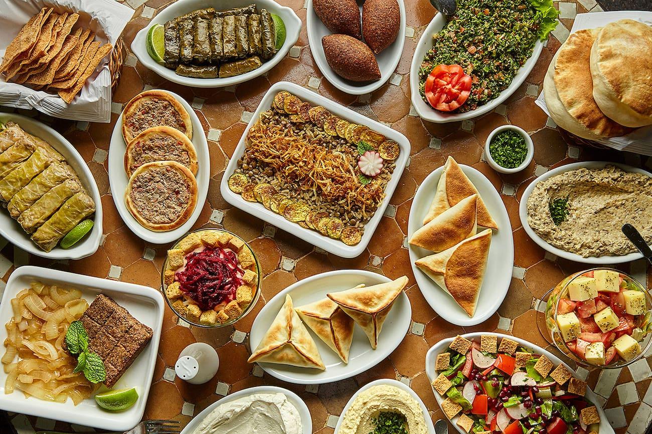 Almanara Cozinha Árabe - Af