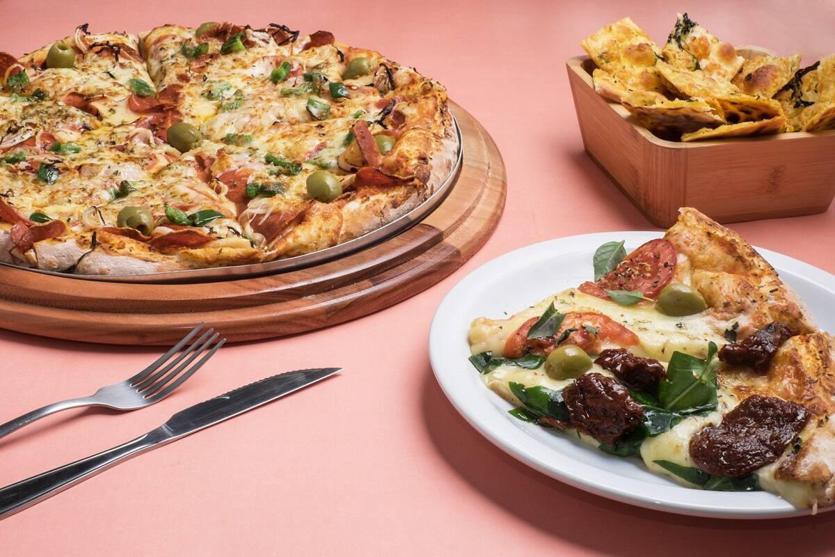 Pizza Manzalli - Perdizes