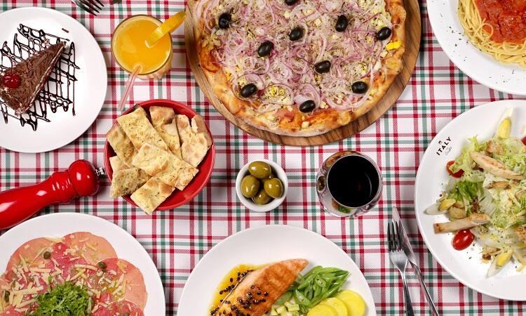 Italy Caffé - Cozinha Italiana & Pizzas