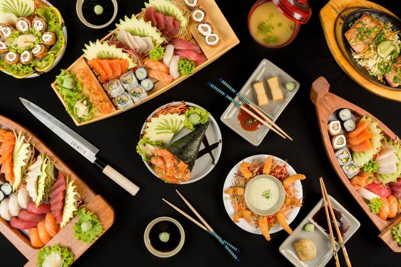 Saji Sushi Campinas