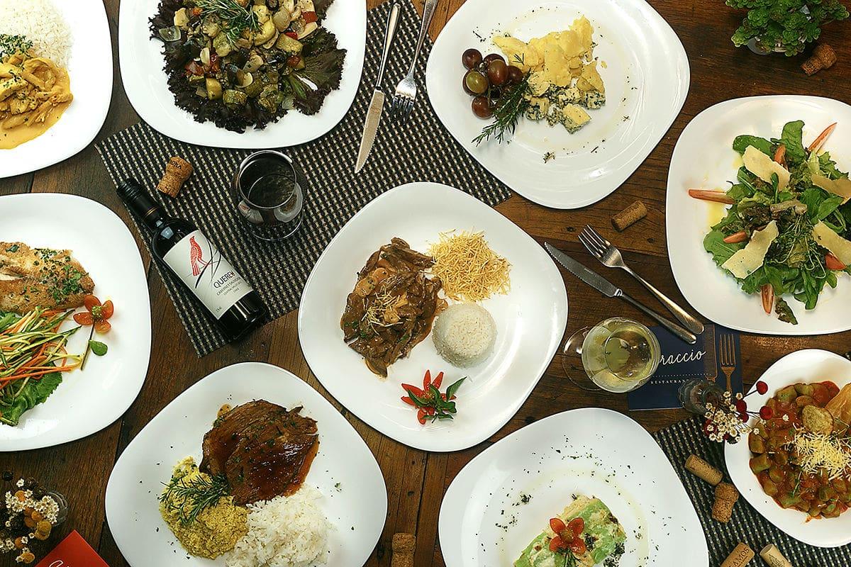Restaurante Abbraccio