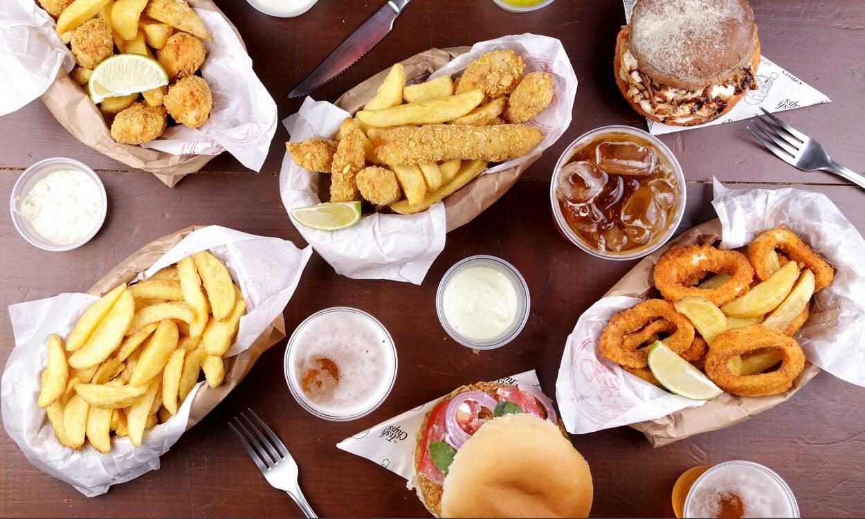 The Fish N' Chips Bar
