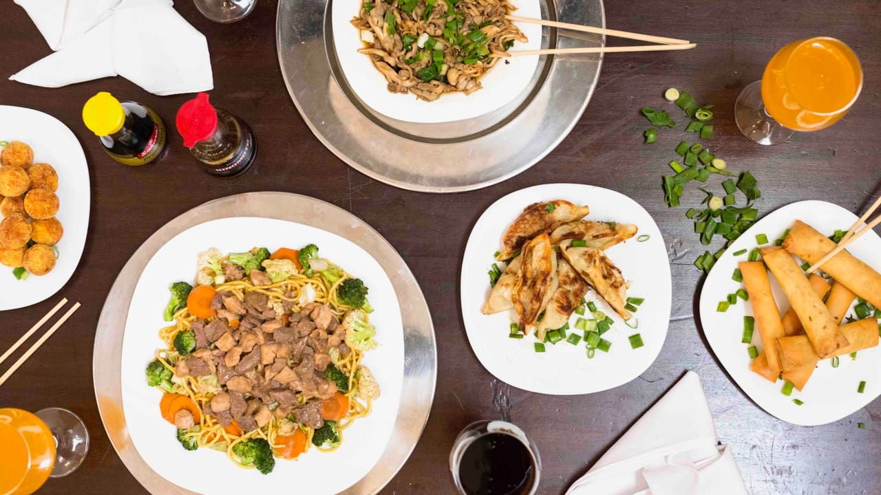 Chen Asian Food