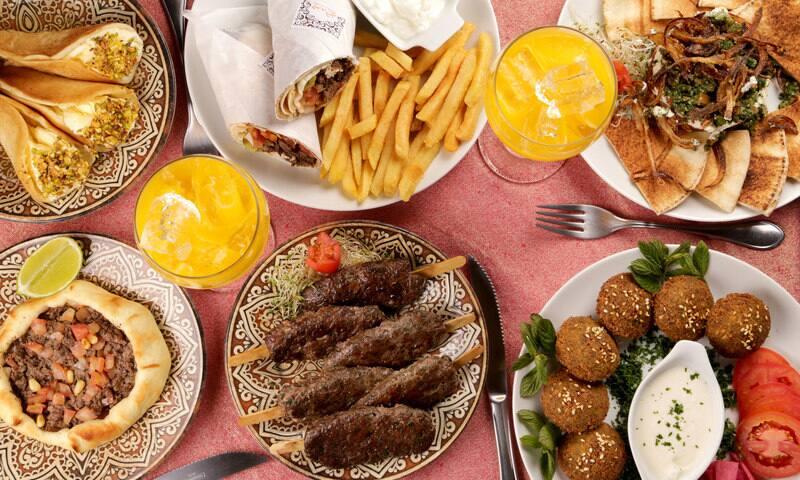 Saad Bistro Arabe