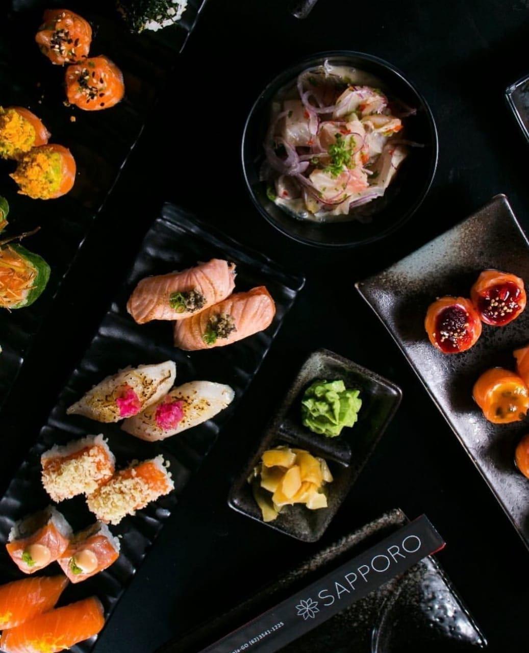 Sapporo Restaurante