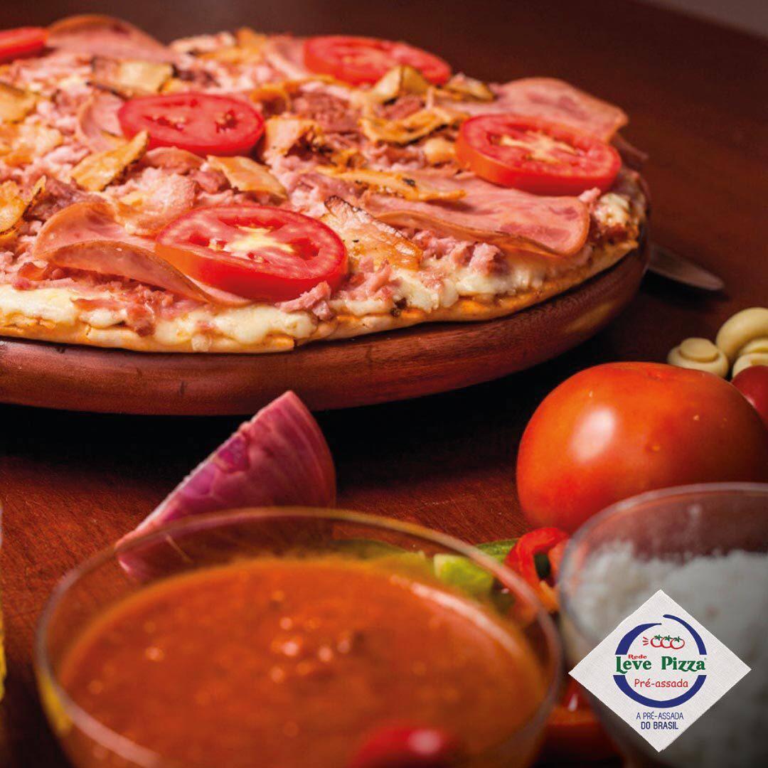 Rede Leve Pizza - Pré Assada