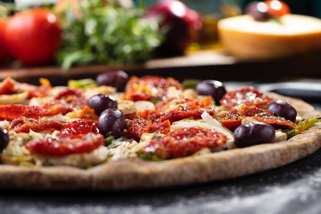A Senhora Pizza