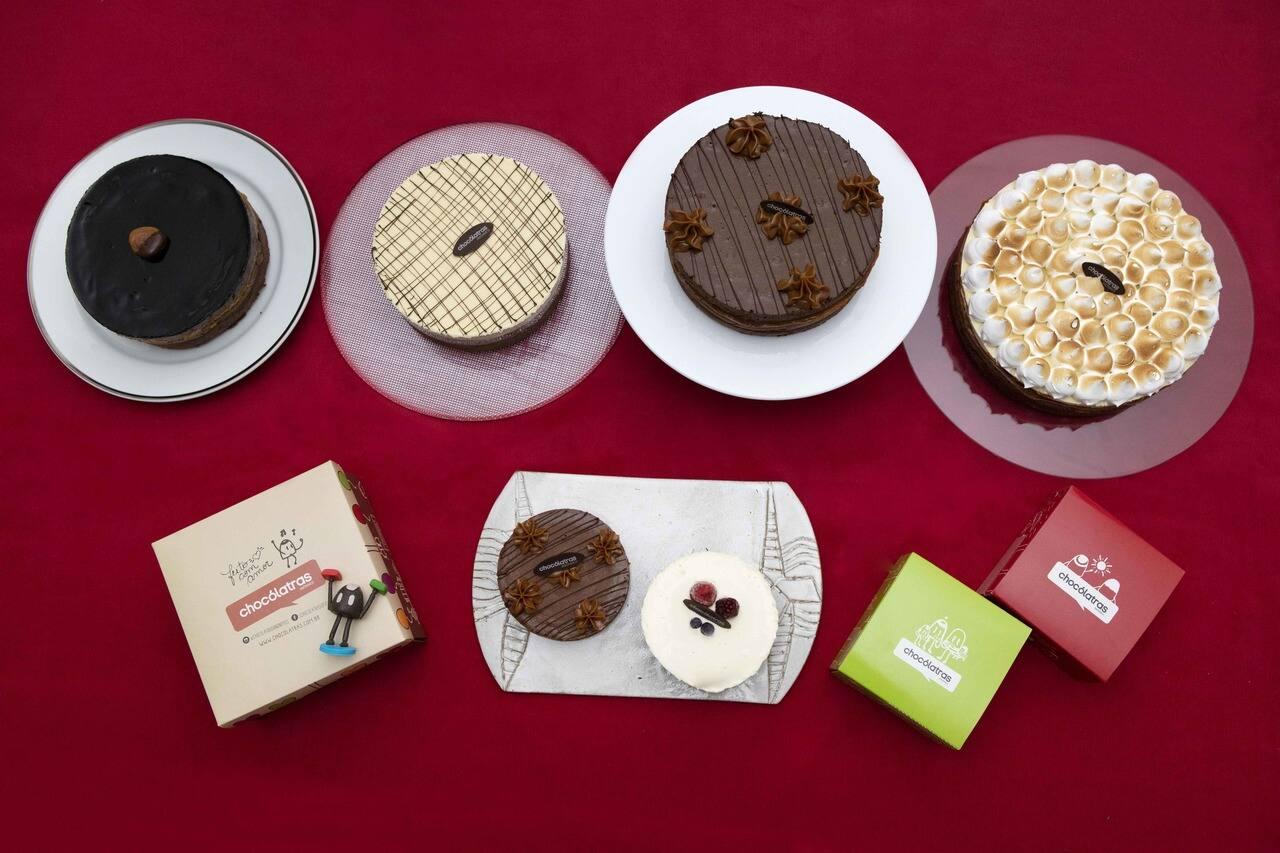 Chocolatras Anonimos - Fábrica