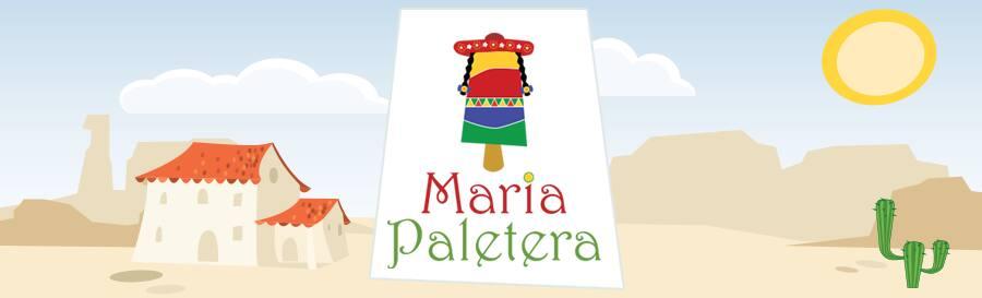 Maria Paletera - Sorvetes Artesanais