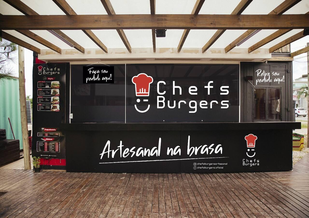 Chefs Burgers Food Truck