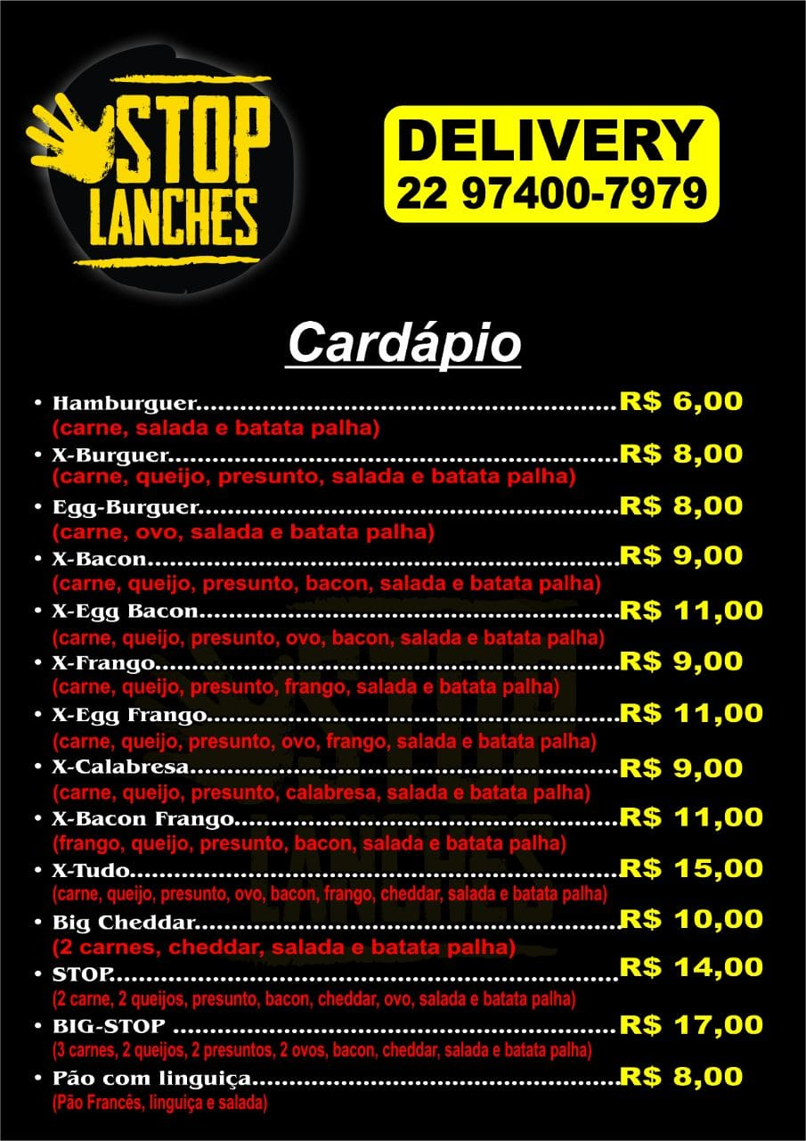 Stop Lanches