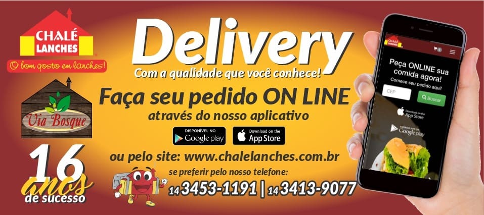Delivery Chalé Lanches