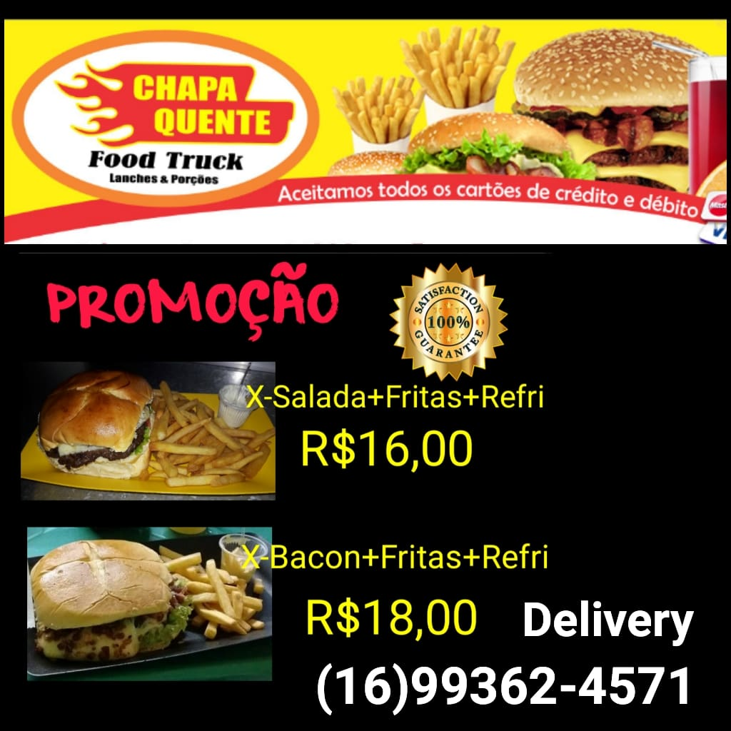 Chapa Quente Food Truck