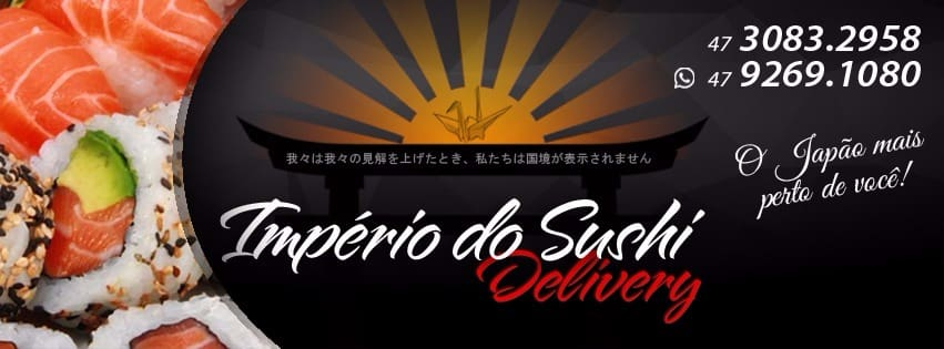 Imperio do Sushi Delivery