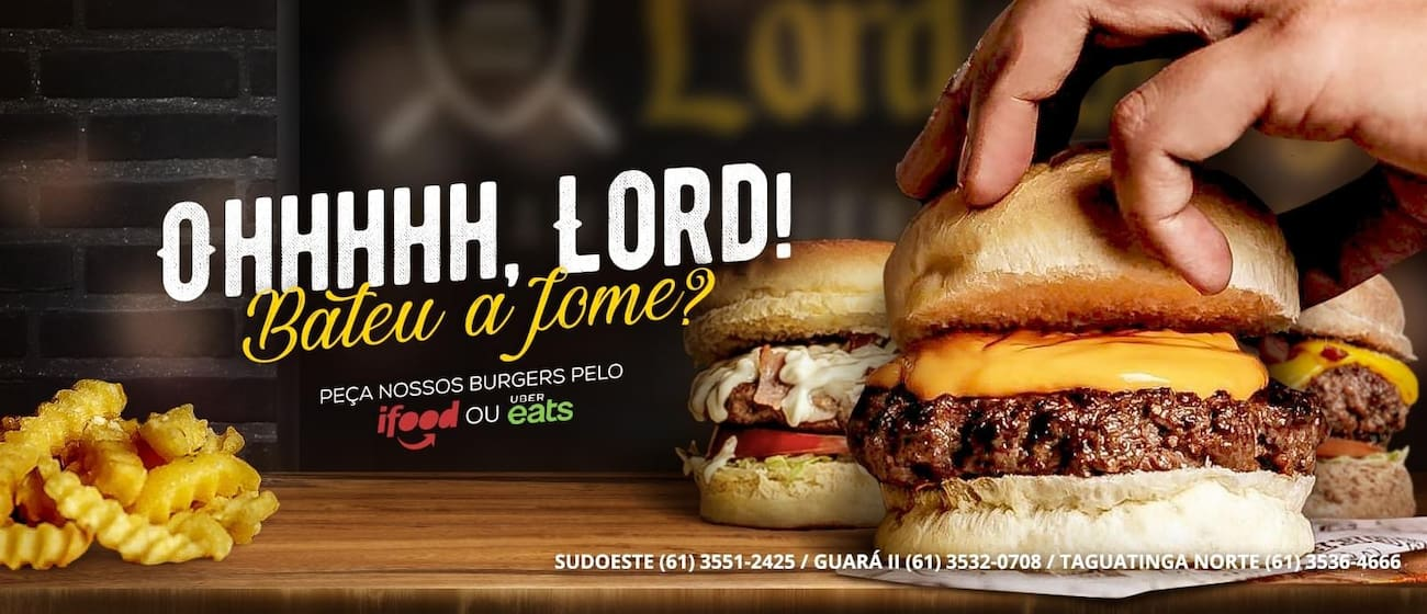 Lord Burger - Sudoeste