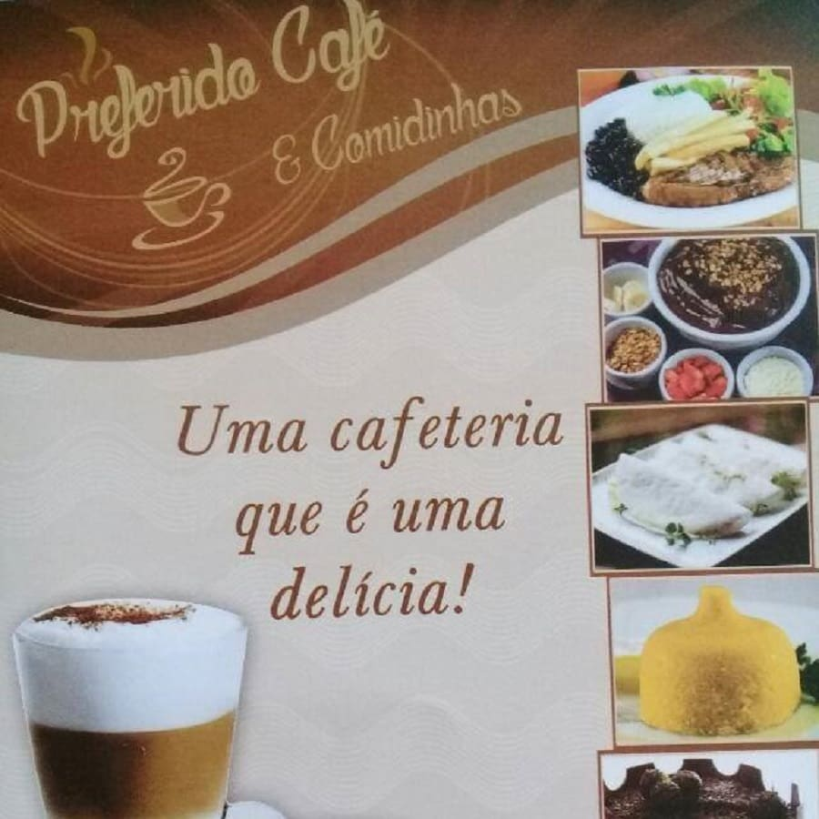 Preferido Café e Comidinhas