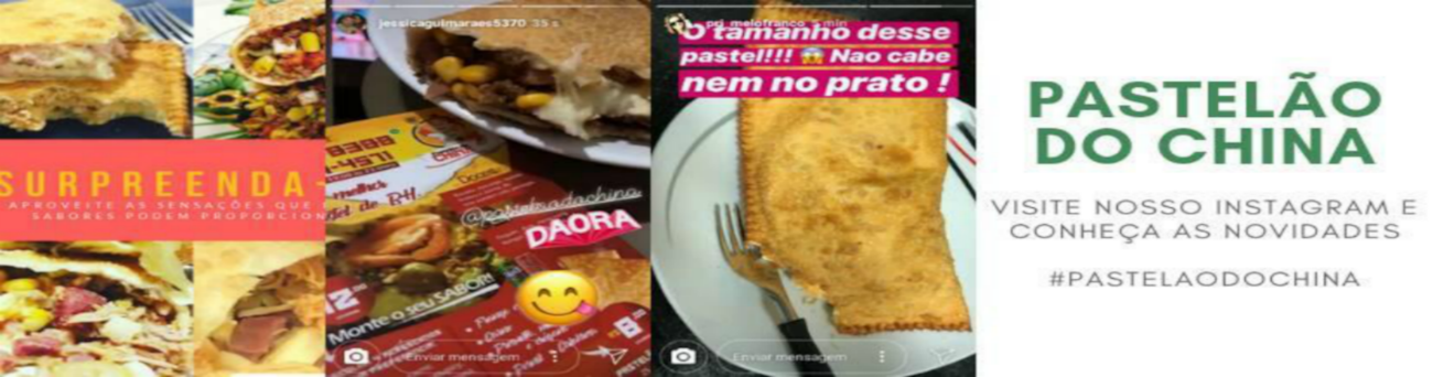 Pastelao do China