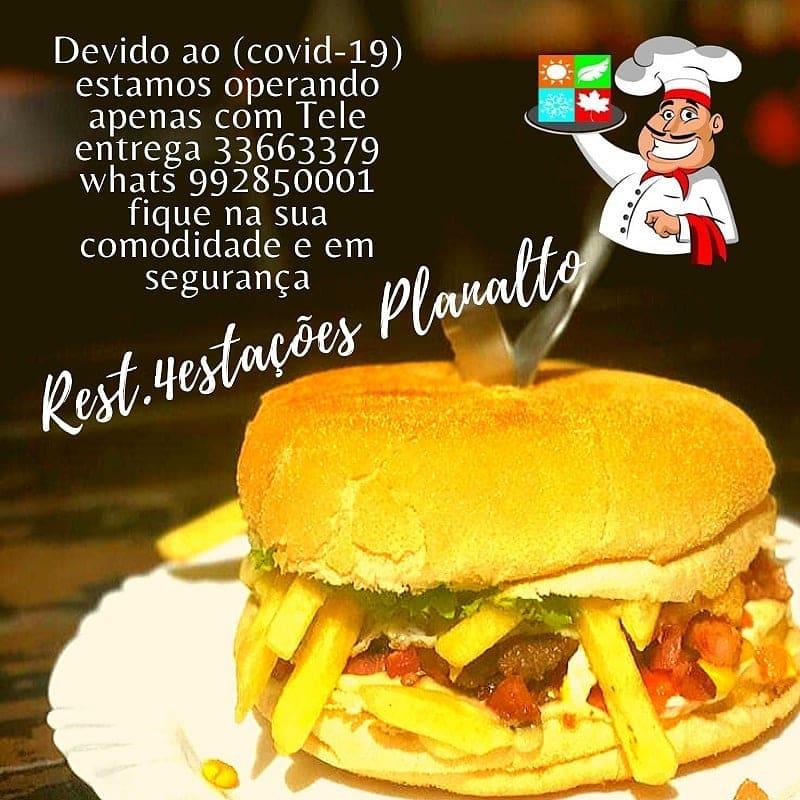 Xis 4estacoes Planalto