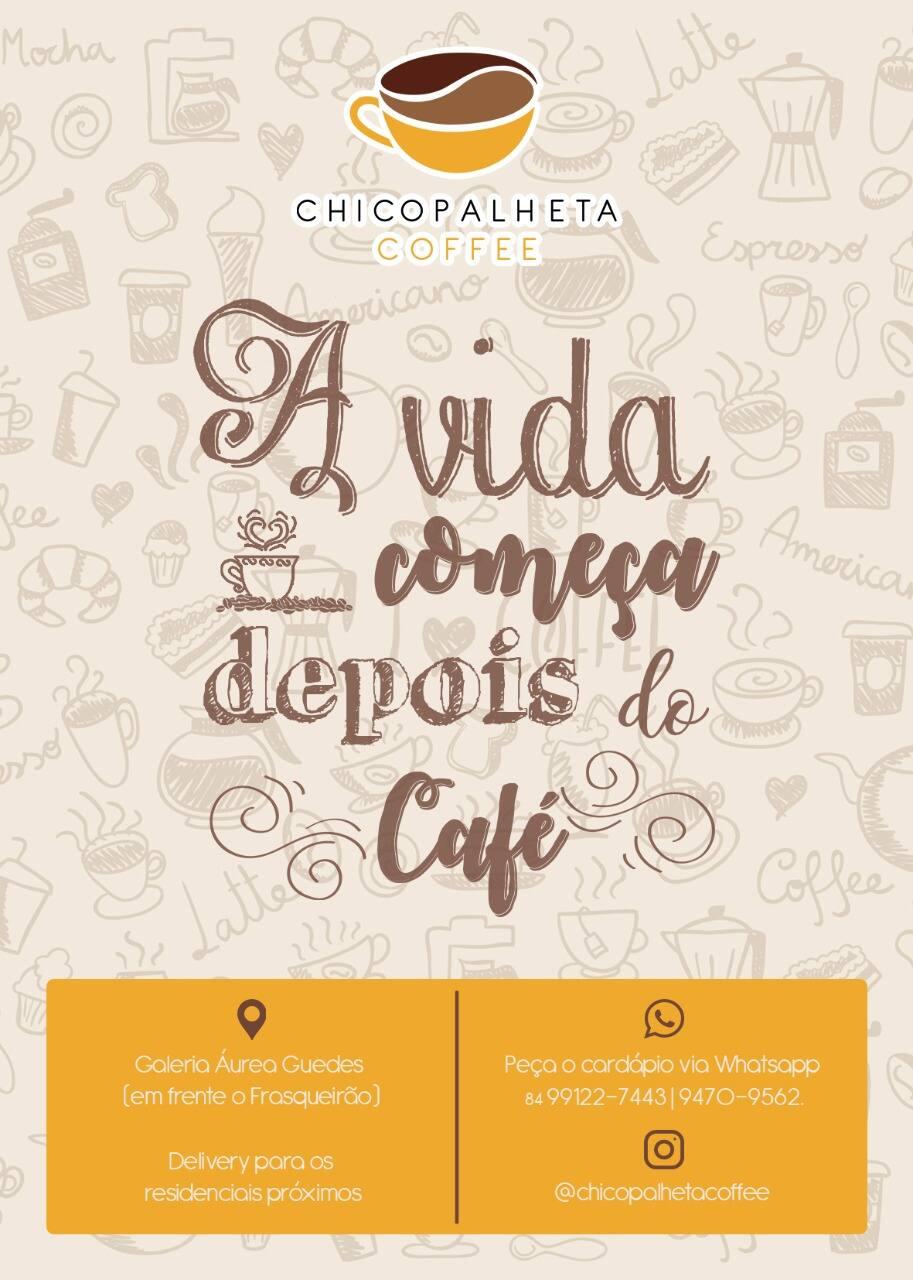 Chico Palheta Coffee