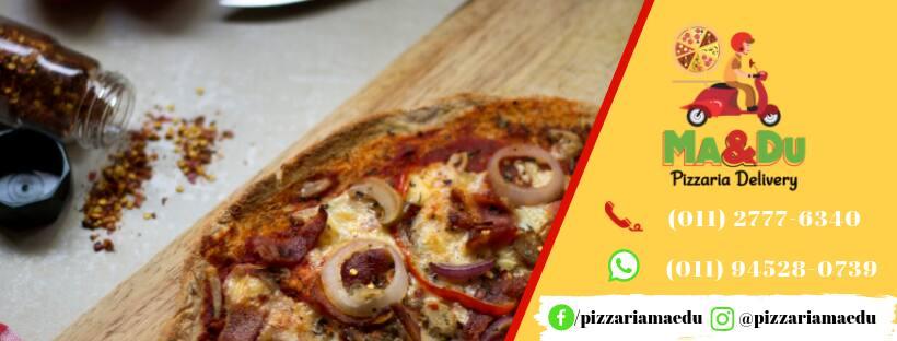 Ma&du Pizzaria Delivery