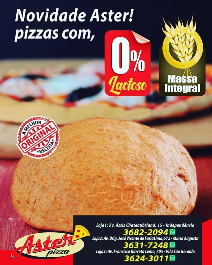 Aster Pizza  Faria  Lima