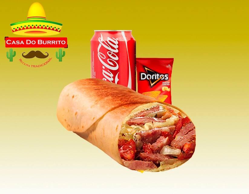 Casa do Burrito e do Wrap