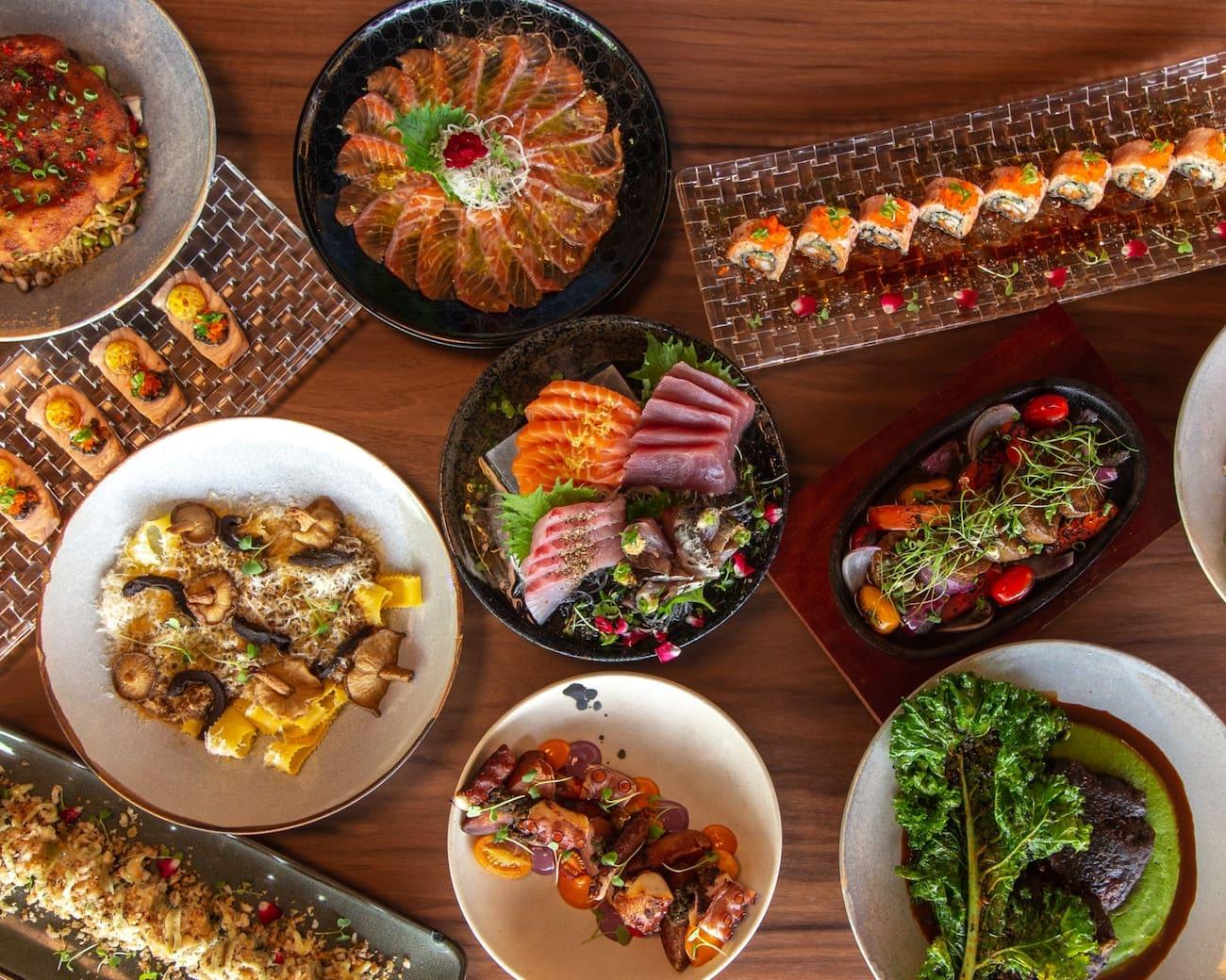 Dondoh Fusion Cuisine