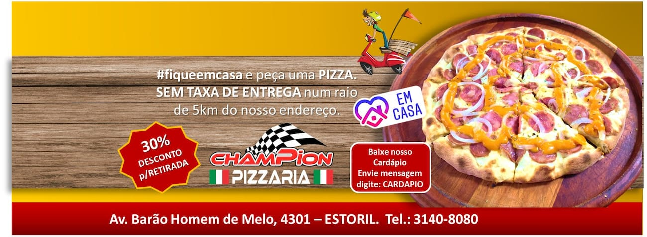 Champion Pizzaria