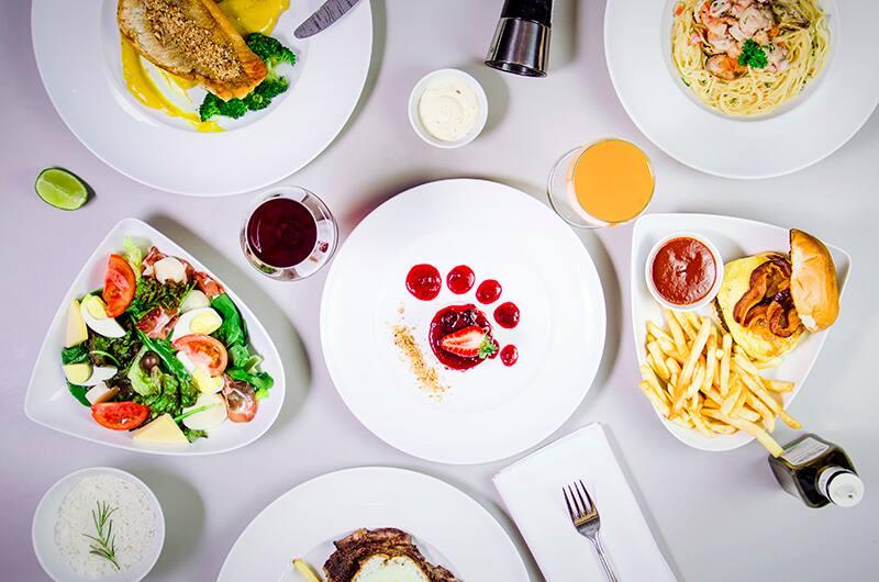 Restaurante 365 – Novotel Rj B da Tijuca