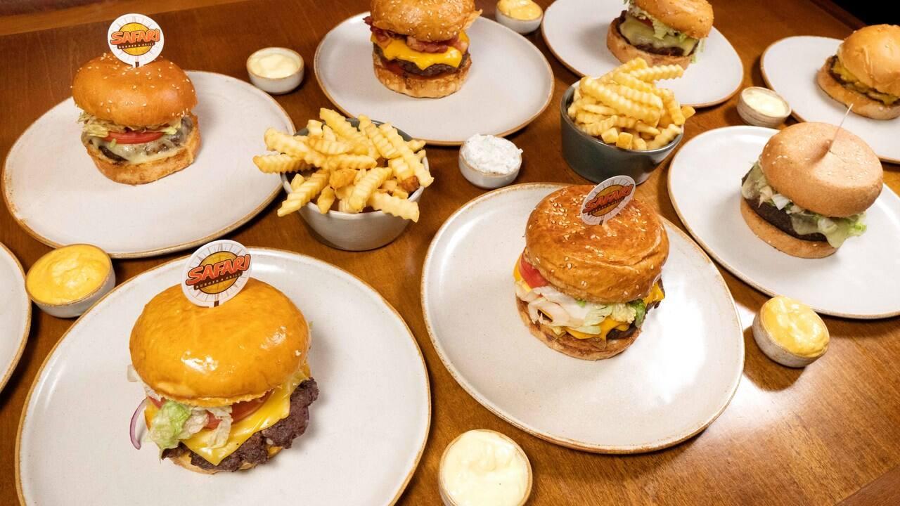 Safari Burger & Grill